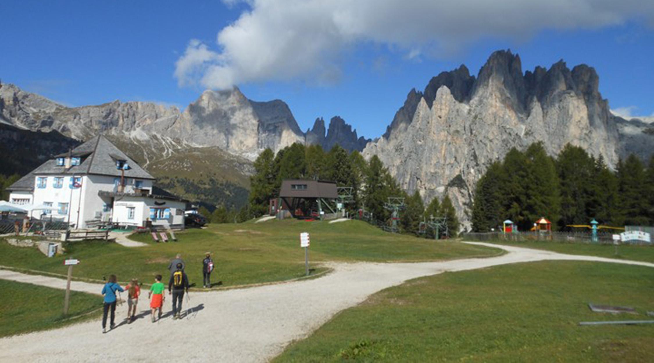 Il sentiero delle leggende Val di Fassa myTrentina 001